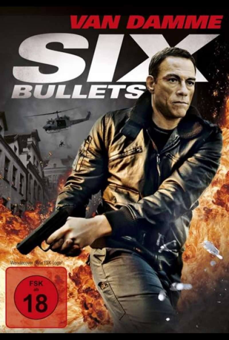 Six Bullets - DVD-Cover
