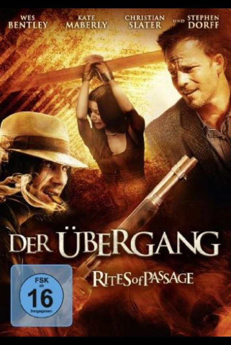 Rites of Passage - DVD-Cover