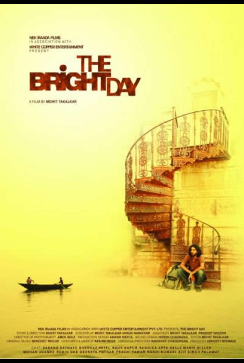 The Bright Day - Filmplakat (IND)