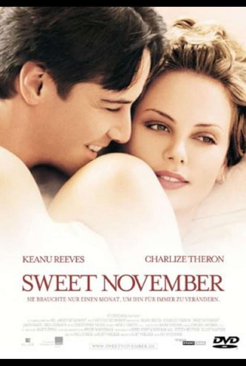 Sweet November - DVD-Cover