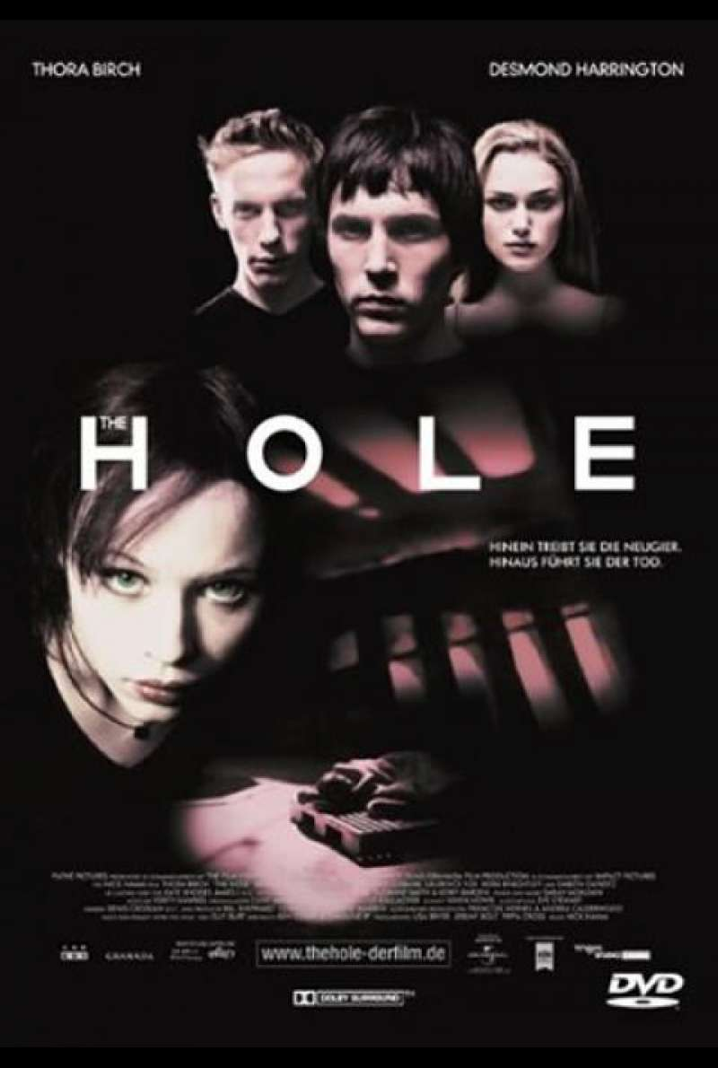 The Hole - DVD-Cover