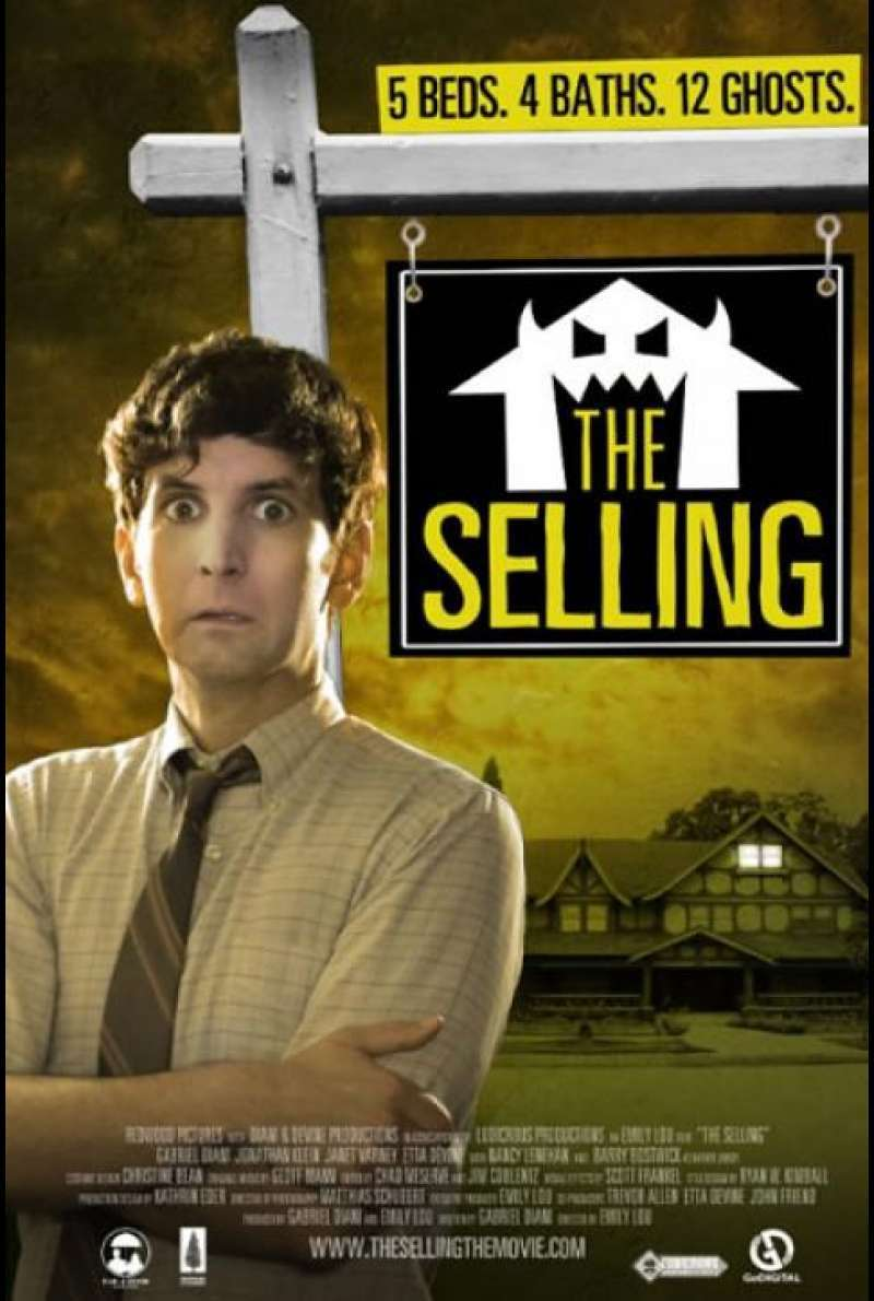 The Selling - Filmplakat (USA)