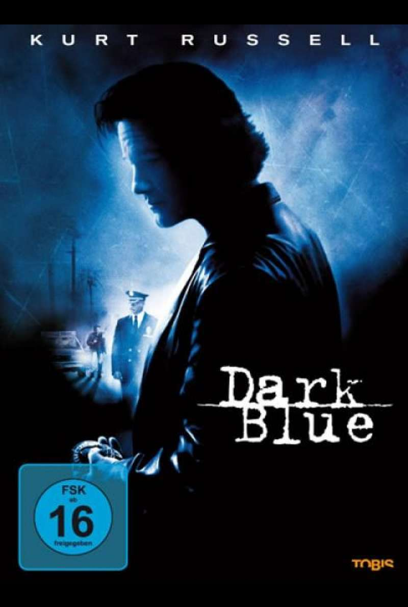 Dark Blue (2002) - Filmplakat (USA)