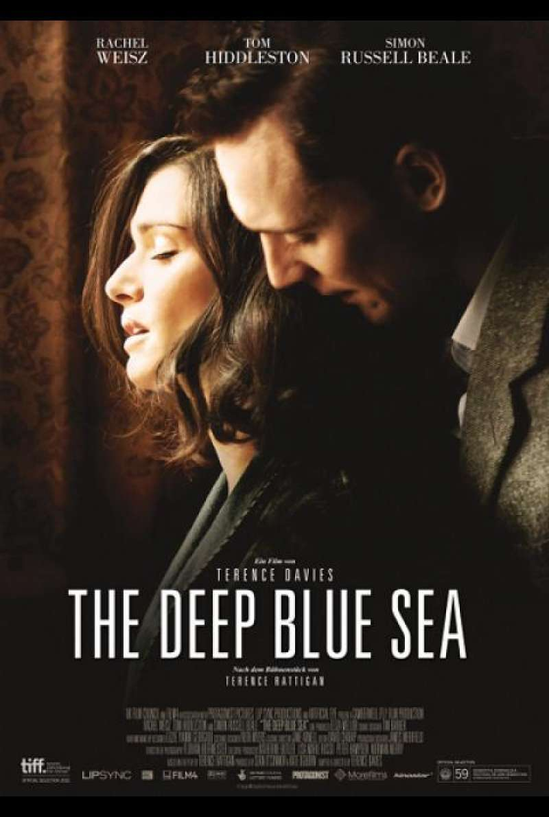 The Deep Blue Sea - Filmplakat
