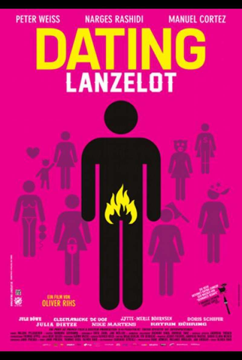 Dating Lanzelot - Filmplakat