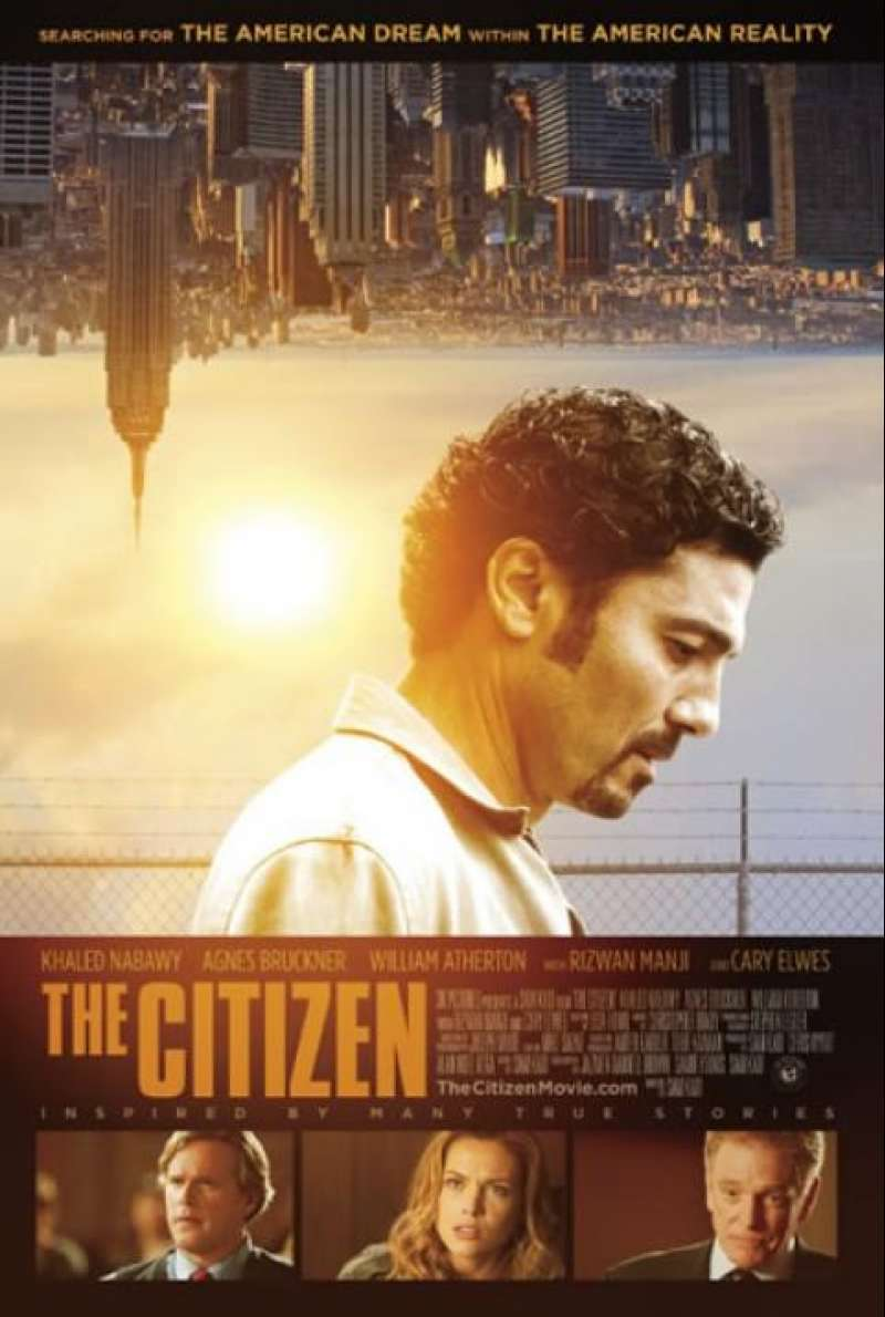 The Citizen - Filmplakat (USA)