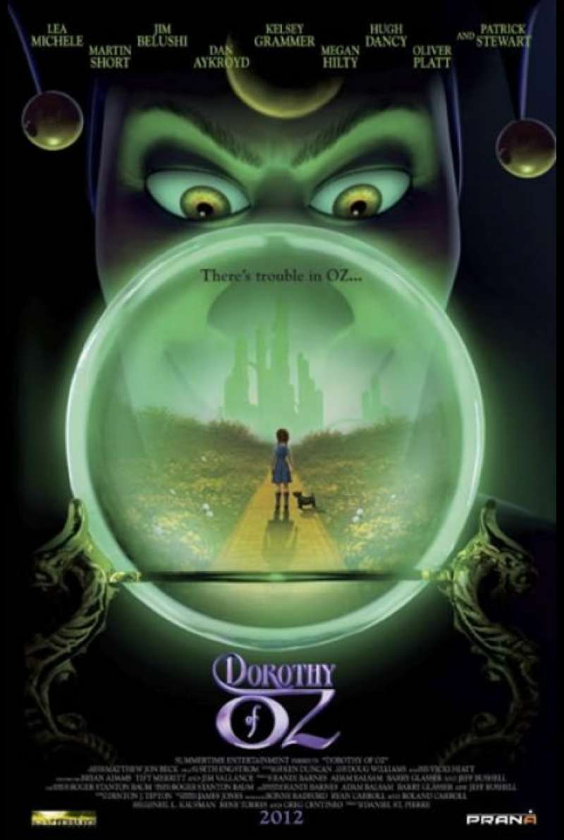 Dorothy of Oz - Filmplakat (US)