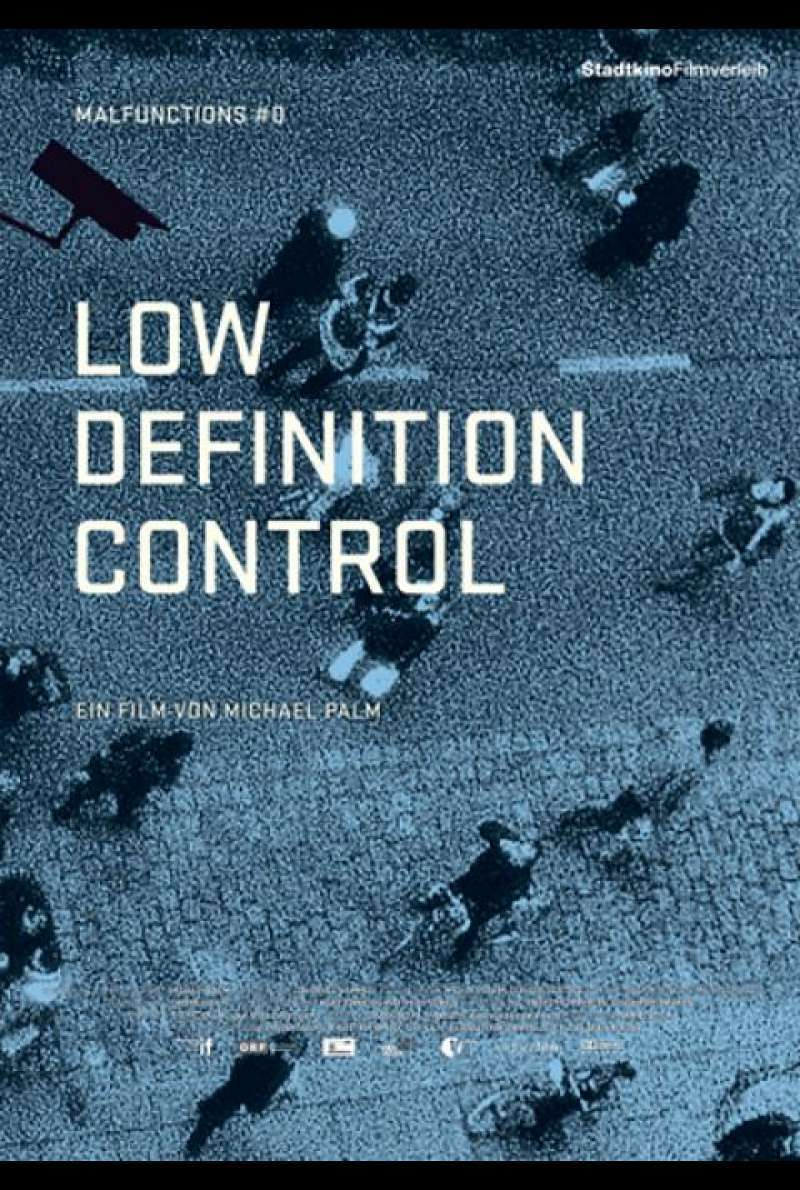 Low Definition Control - Filmplakat