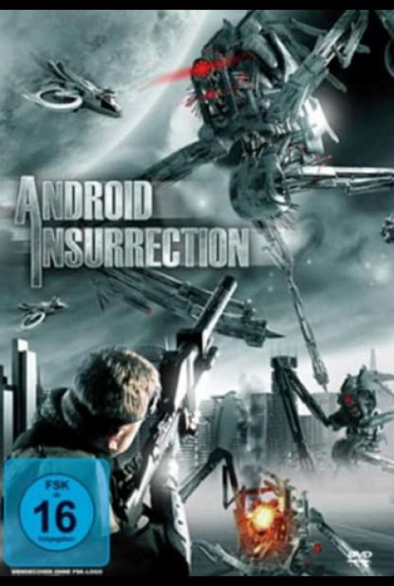 Android Insurrection - Filmplakat