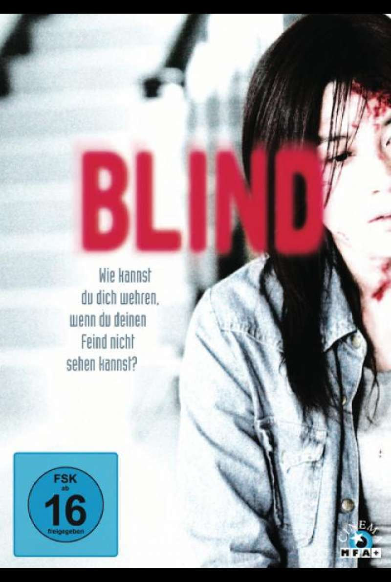 Blind - DVD-Cover