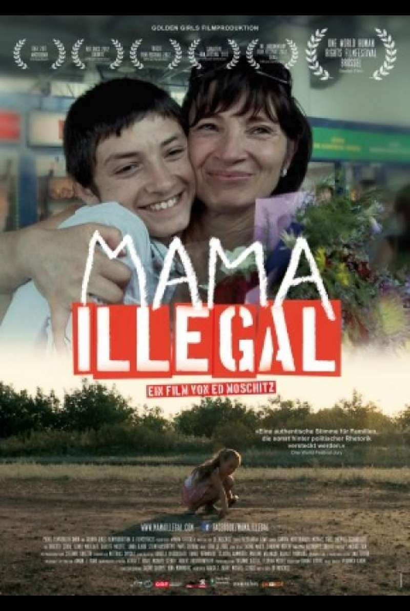 Mama Illegal - Filmplakat (AT)