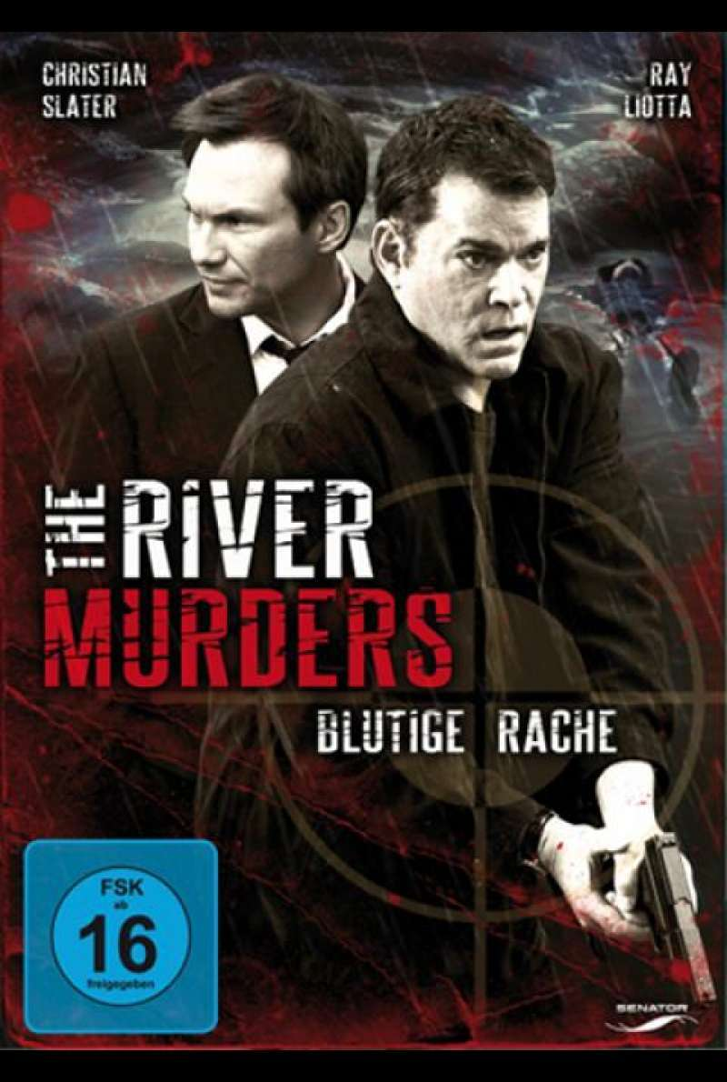 The River Murders - DVD-Cover