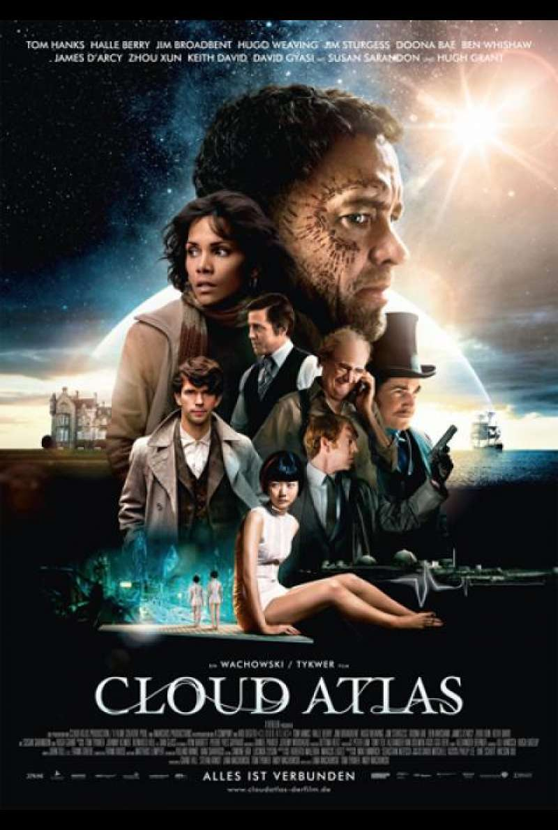 Cloud Atlas - Filmplakat