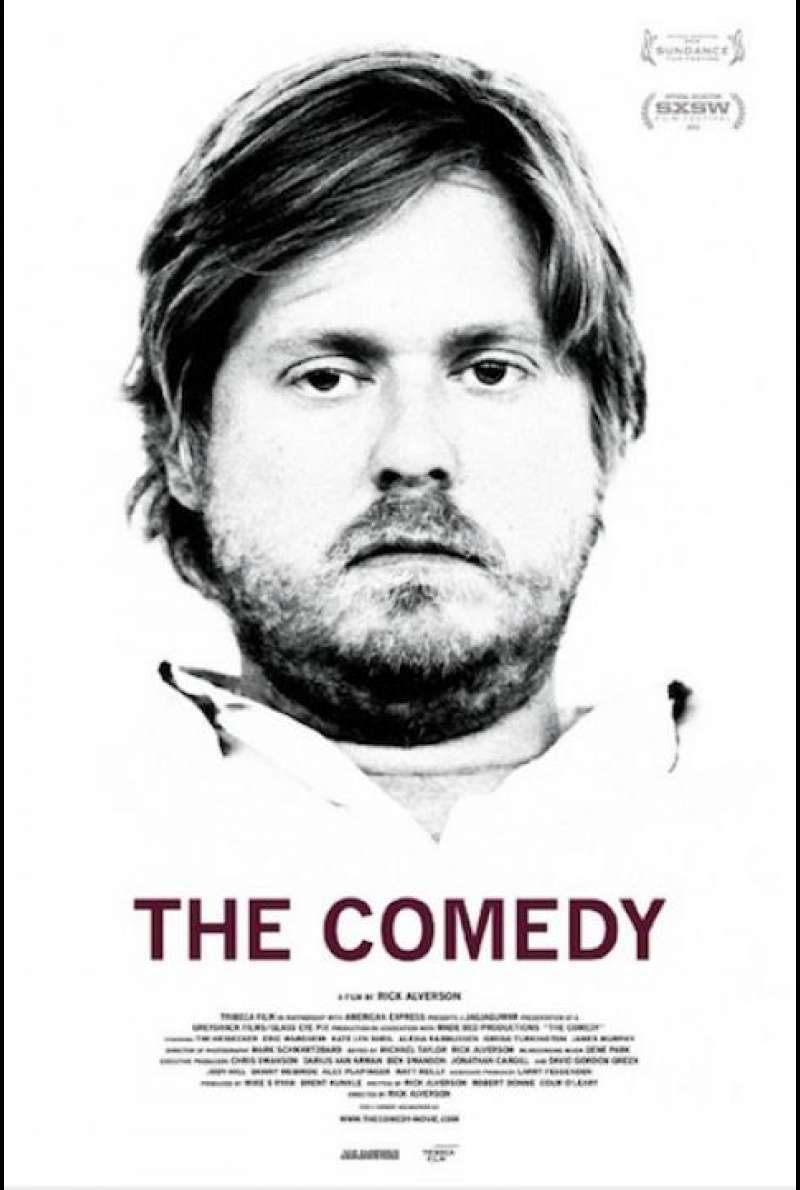The Comedy - Filmplakat (USA)