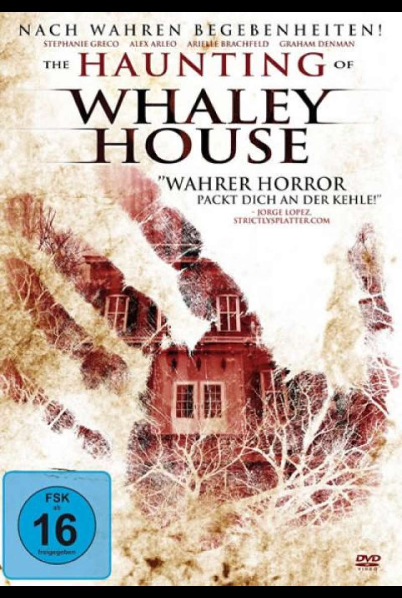 The Haunting Of Whaley House - Filmplakat