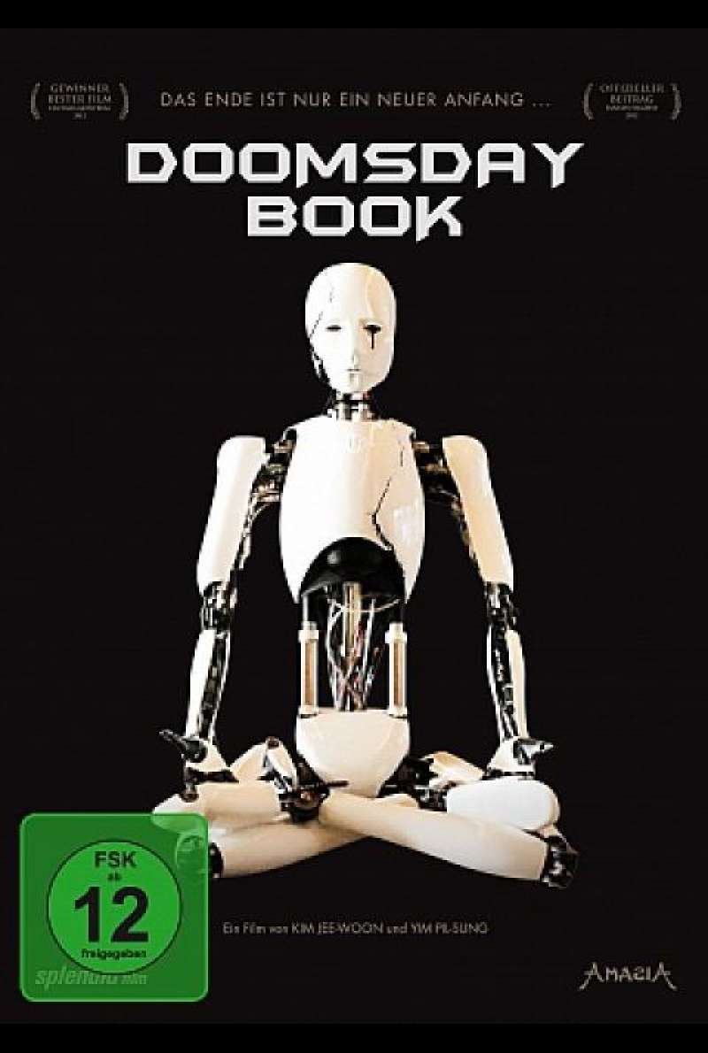Doomsday Book - DVD-Cover