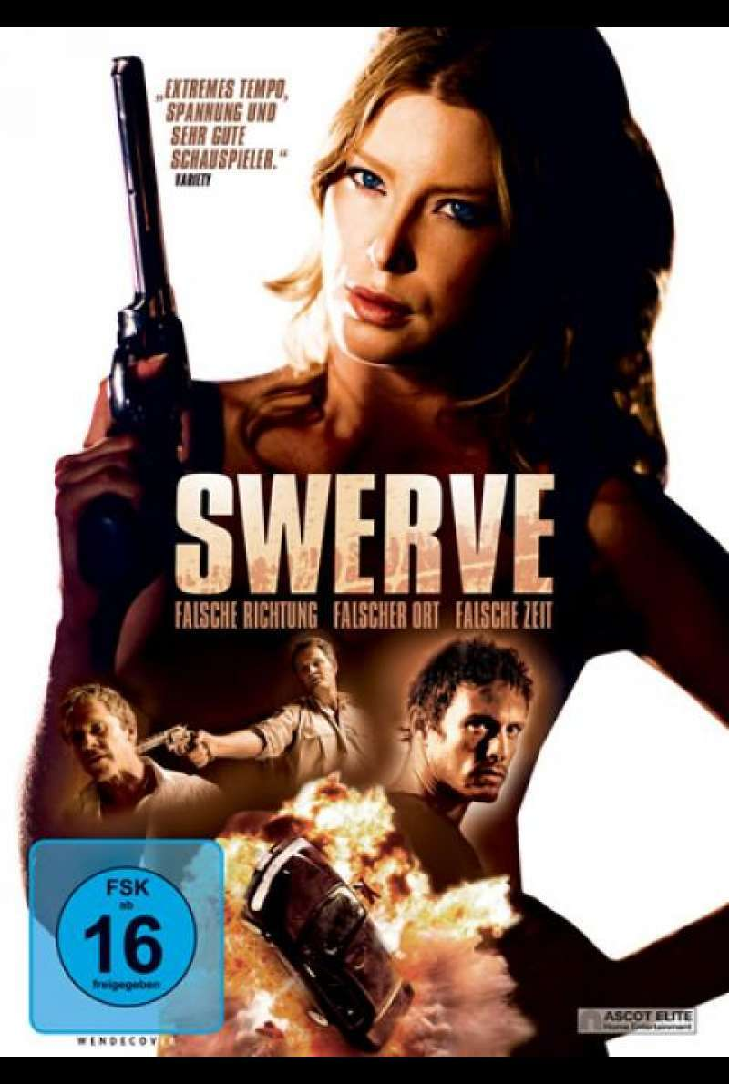 Swerve - DVD-Cover