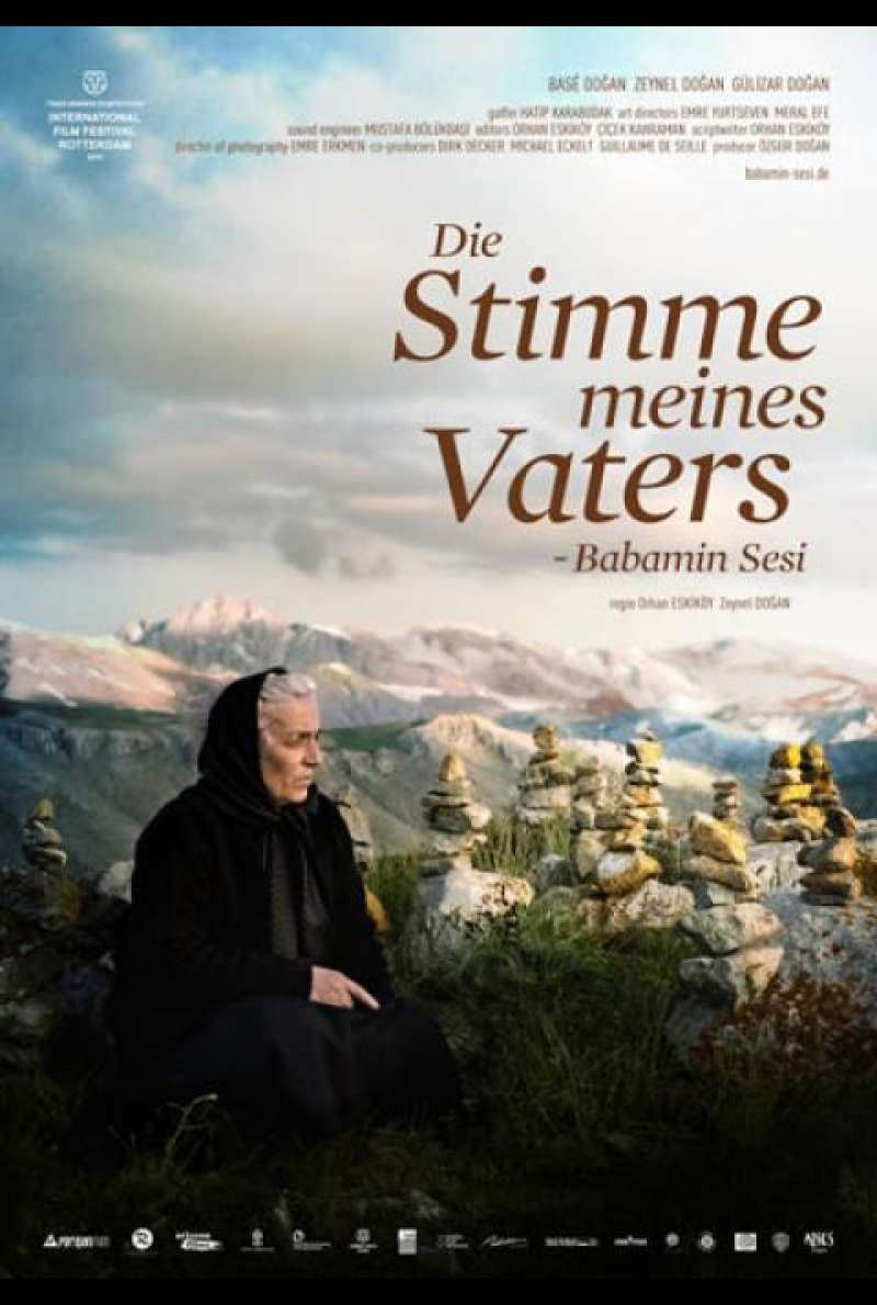 Babamin sesi - Die Stimme meines Vaters - Filmplakat