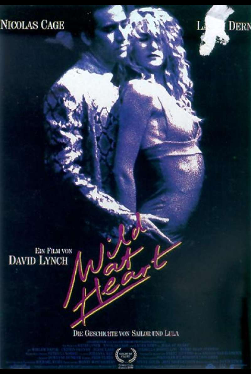 Wild At Heart - Filmplakat