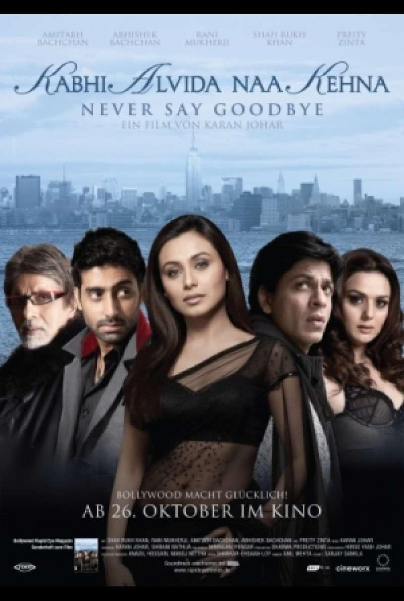 Kabhi Alvida Naa Kehna Film Trailer Kritik