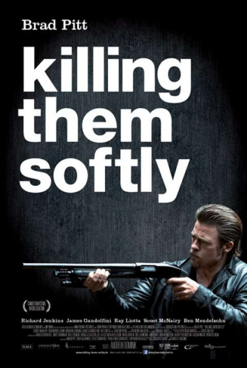 Killing Them Softly - Filmplakat