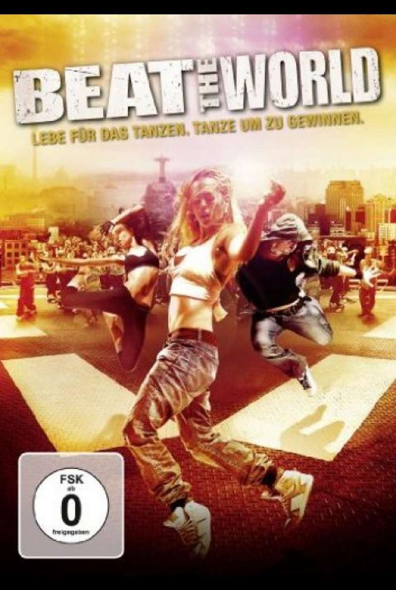 Beat the World - DVD-Cover