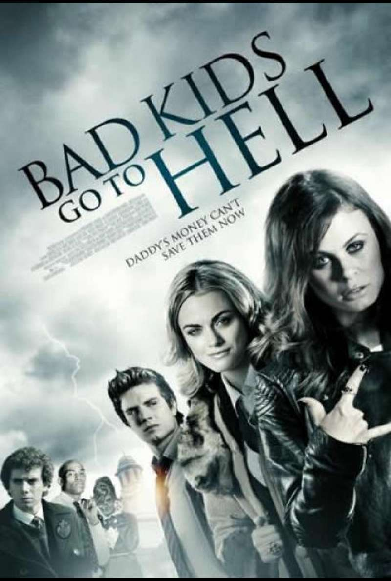 Bad Kids Go to Hell - Filmplakat (US)