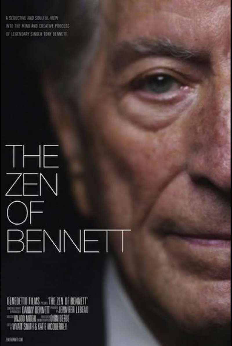 The Zen of Bennett - Filmplakat (US)