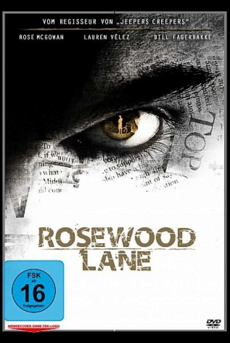 Rosewood Lane - DVD-Cover