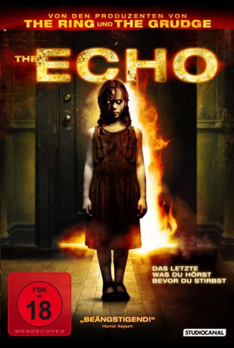 The Echo - DVD-Cover