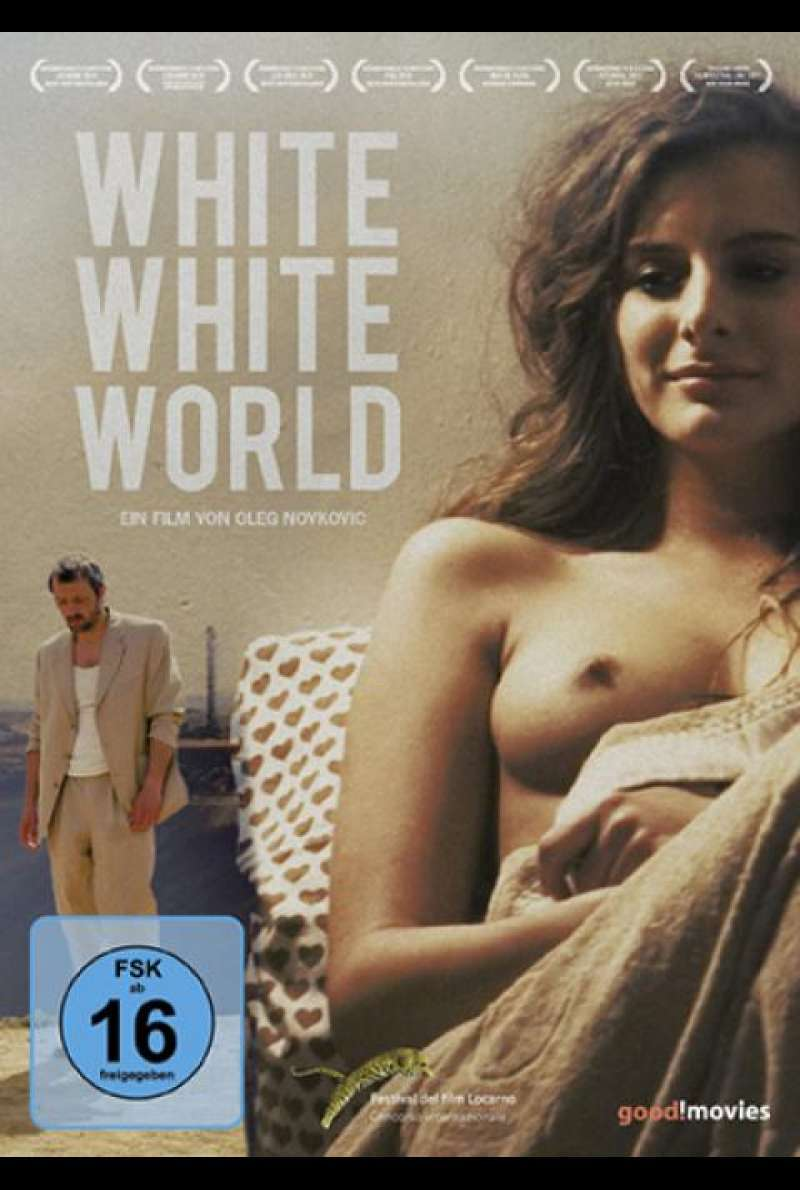 White, White World - DVD-Cover