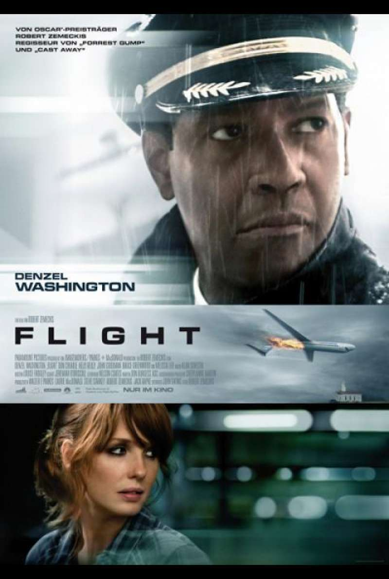 Flight - Filmplakat
