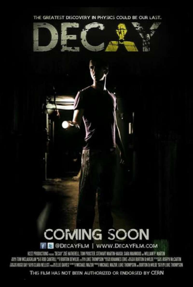 Decay - Filmplakat (INT)