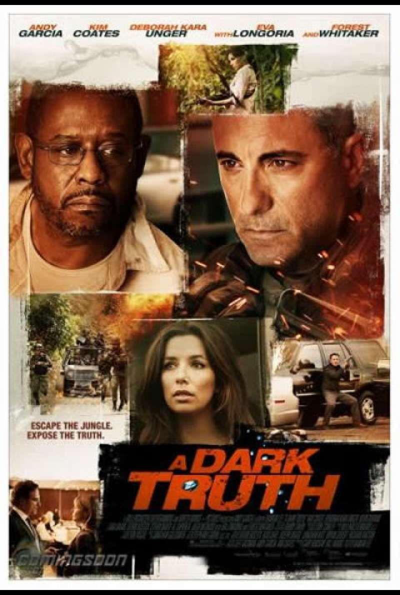 A Dark Truth - Filmplakat (US)