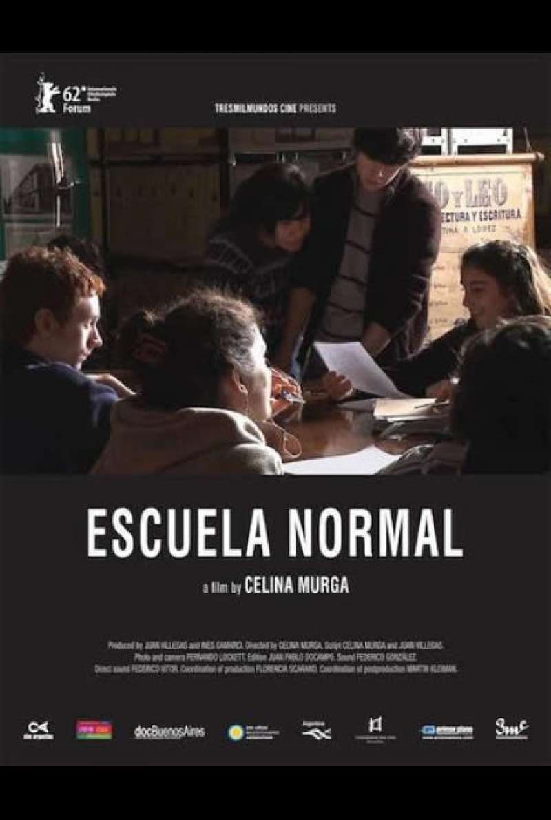 Escuela normal - Filmplakat (ARG)