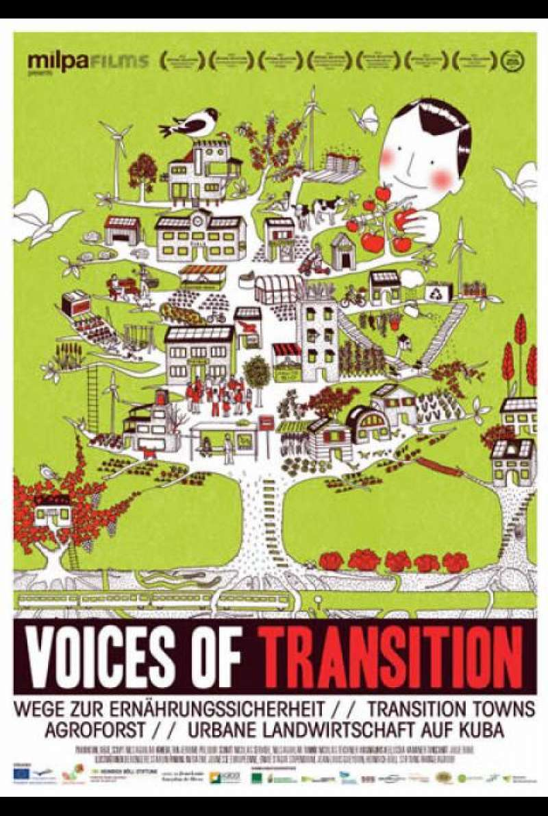 Voices of Transition - Filmplakat