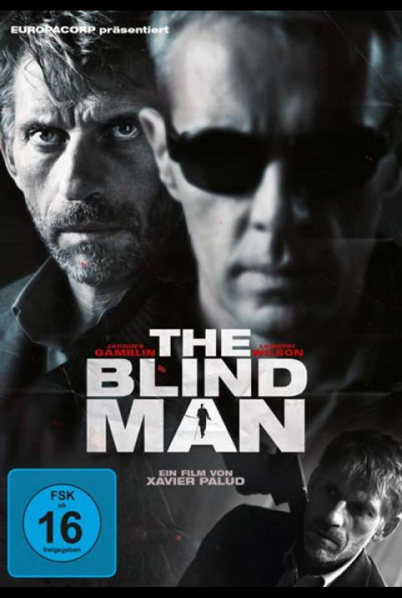 The Blind Man - DVD-Cover