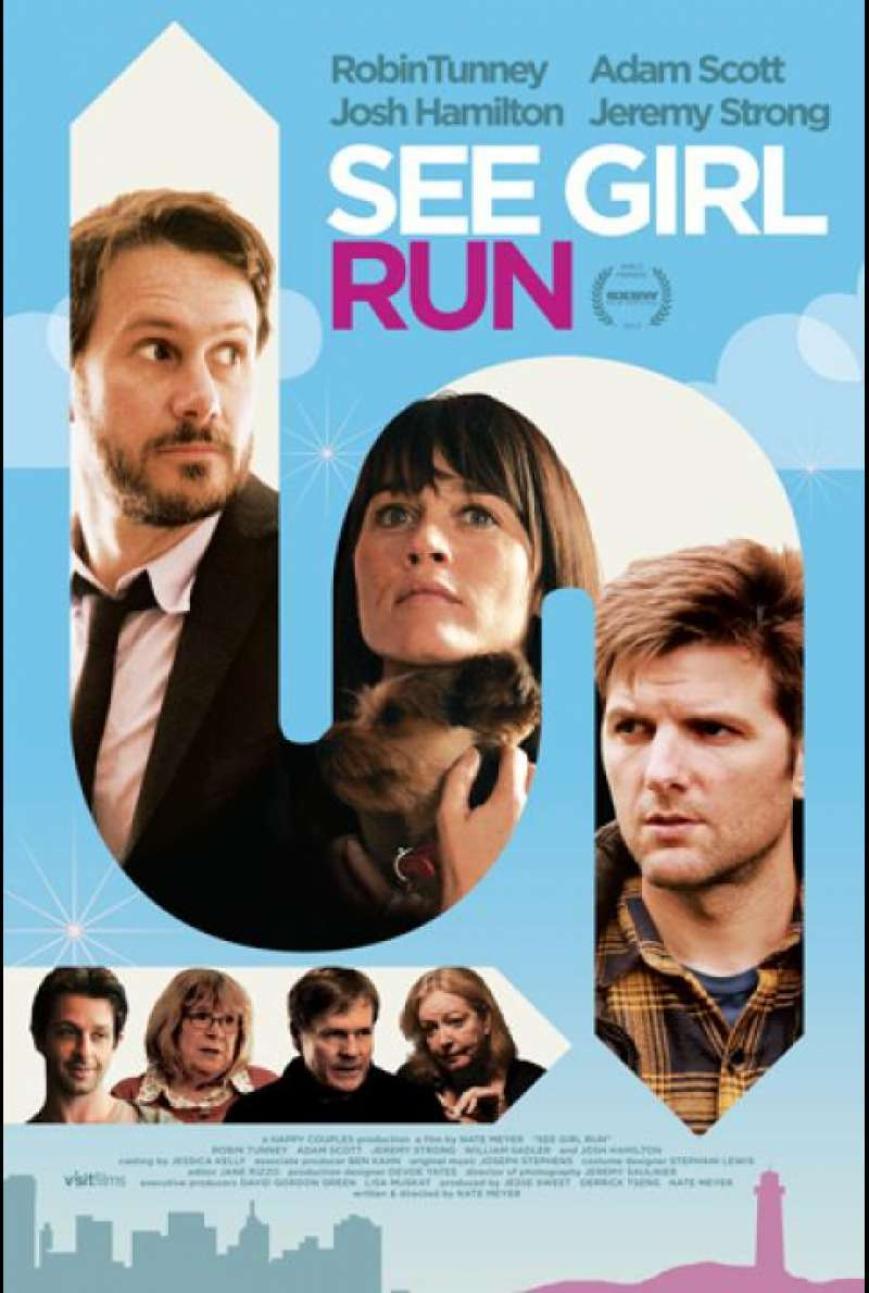 See Girl Run - Filmplakat (USA)