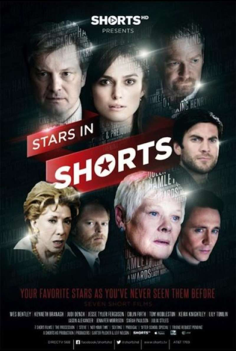 Stars in Shorts - Filmplakat (US)