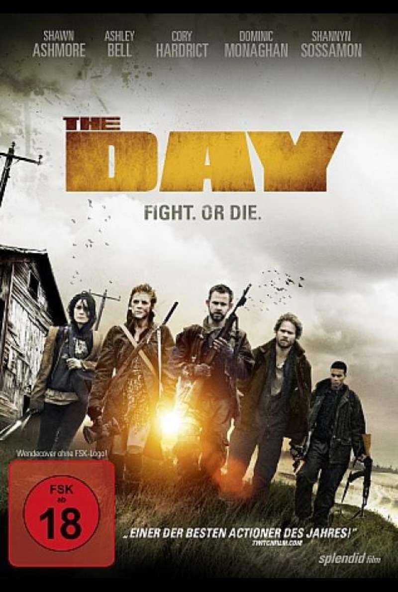 The Day - DVD-Cover