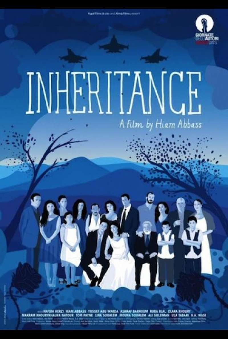 Inheritance - Filmplakat (INT)