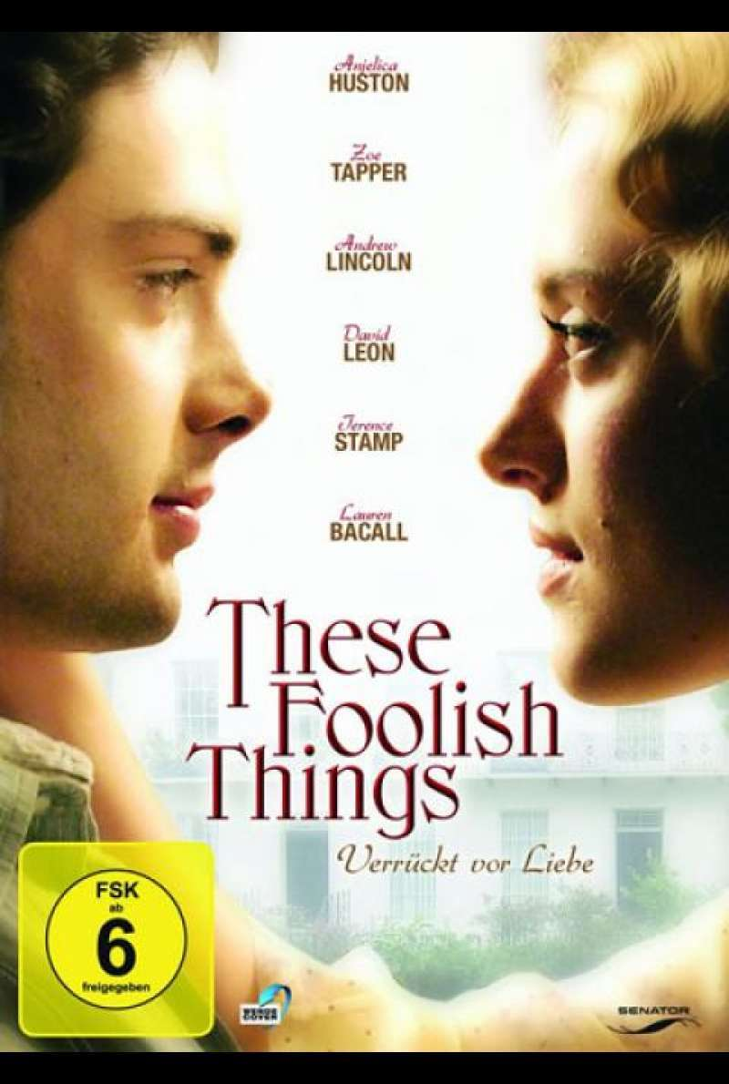 These Foolish Things - DVD-Cover