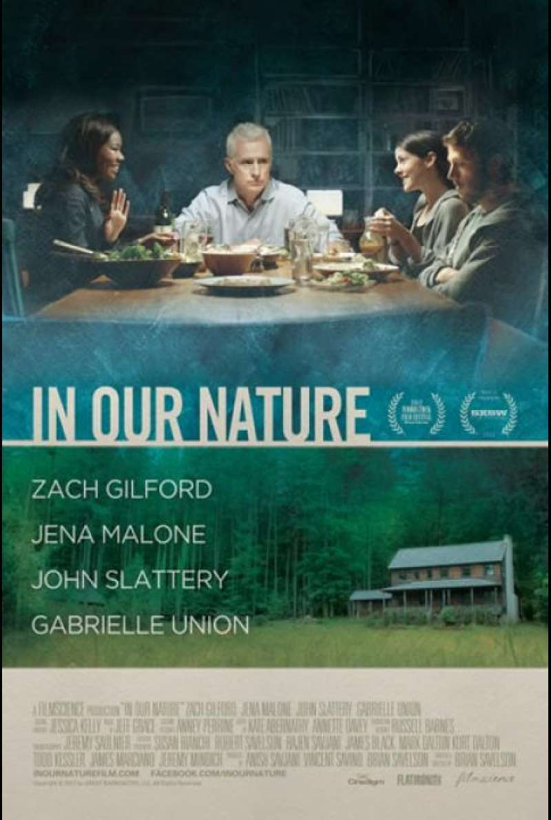 In Our Nature - Filmplakat (US)