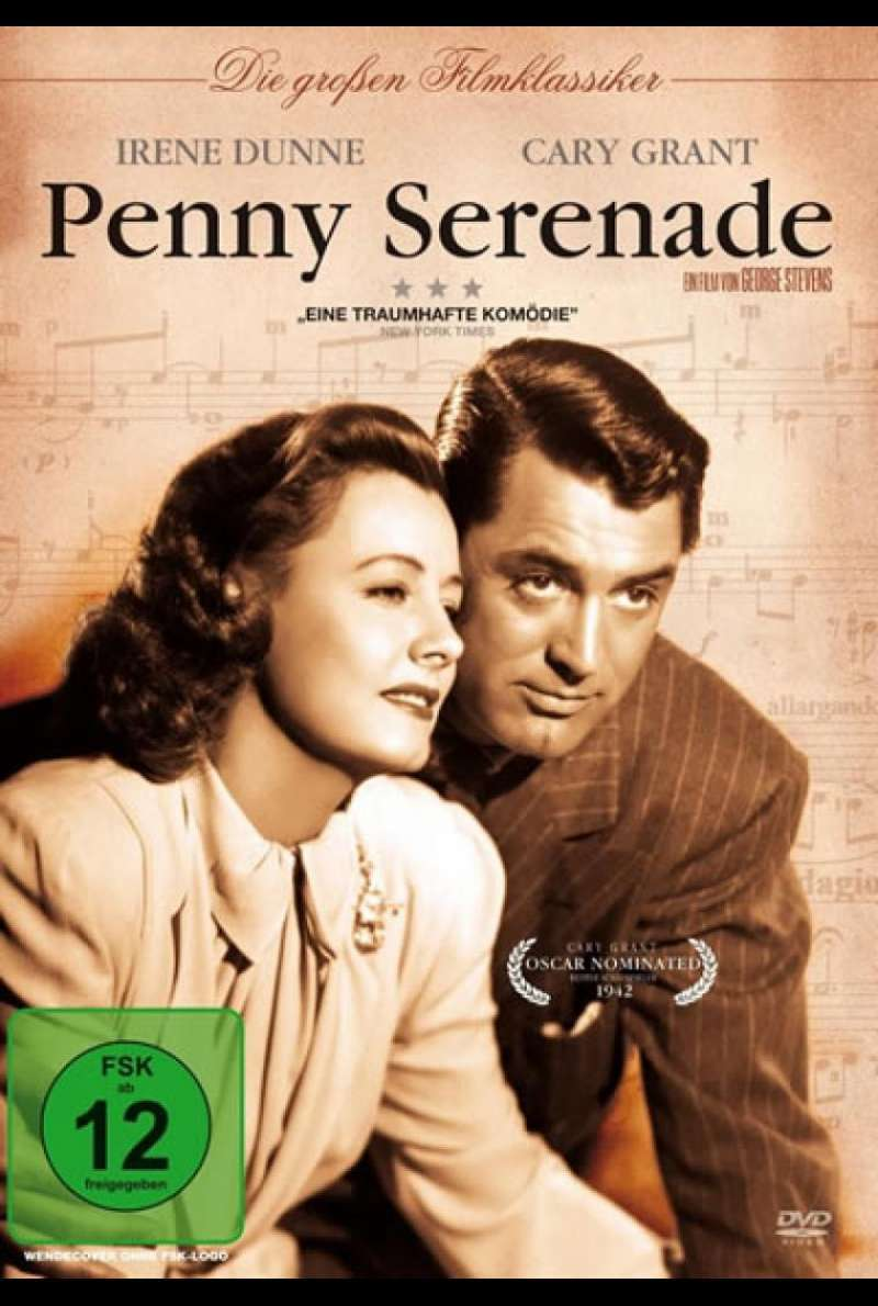 Penny Serende - DVD-Cover