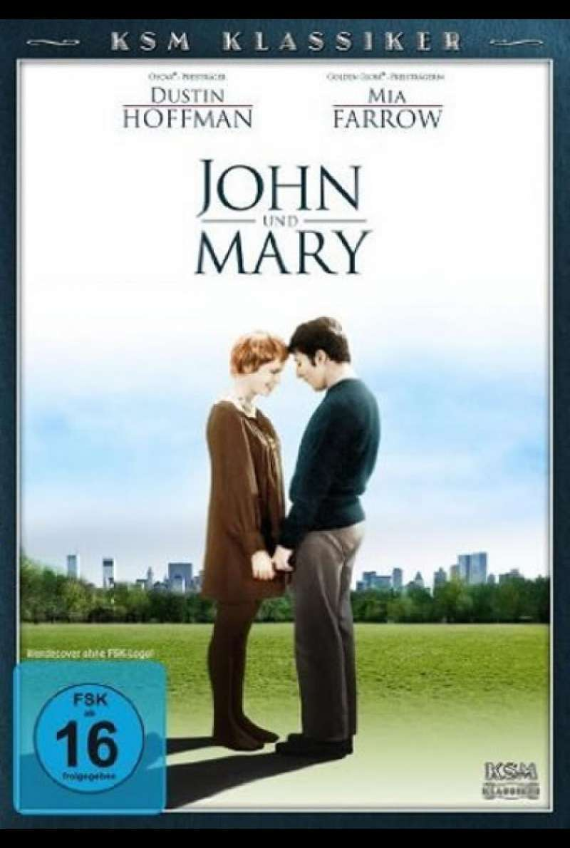 John und Mary - DVD-Cover
