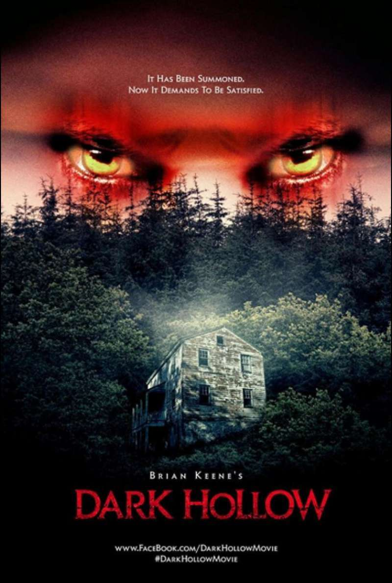 Dark Hollow - Filmplakat (INT)