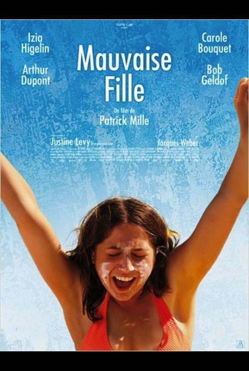 Mauvaise Fille - Filmplakat (FR)