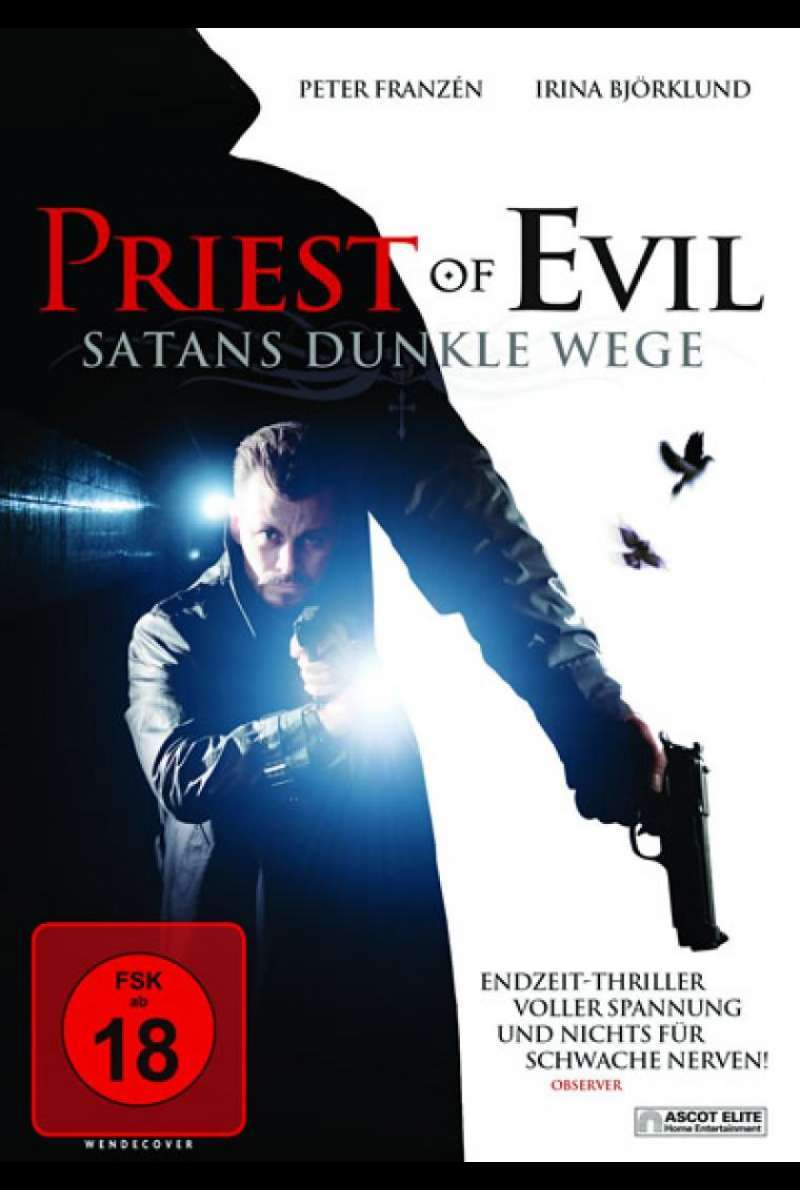 Priest of Evil - DVD-Cover