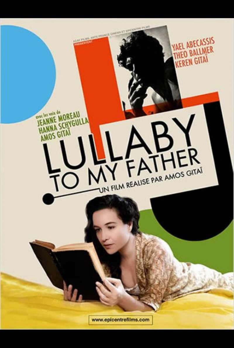 Lullaby to My Father - Filmplakat (FR)