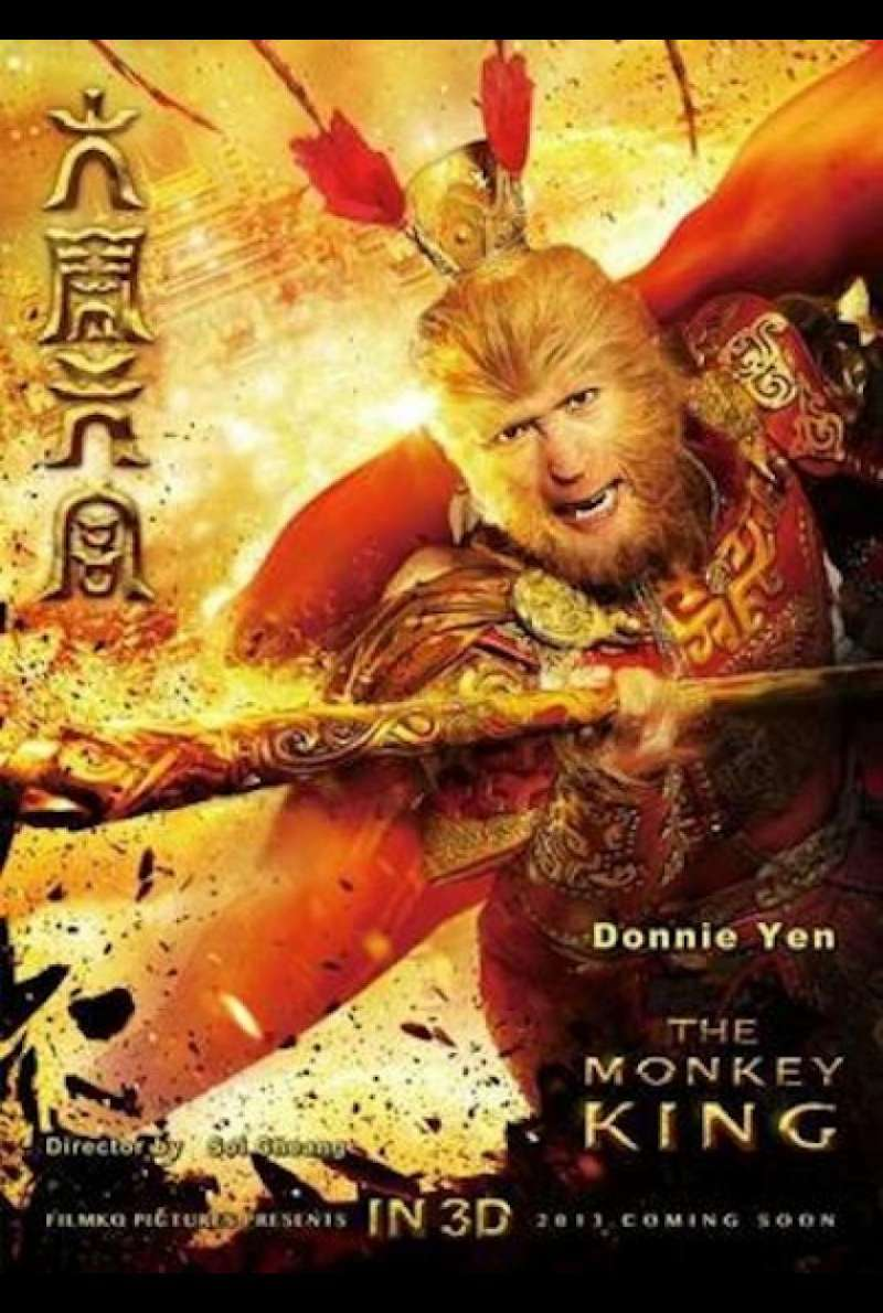 The Monkey King - Teaser